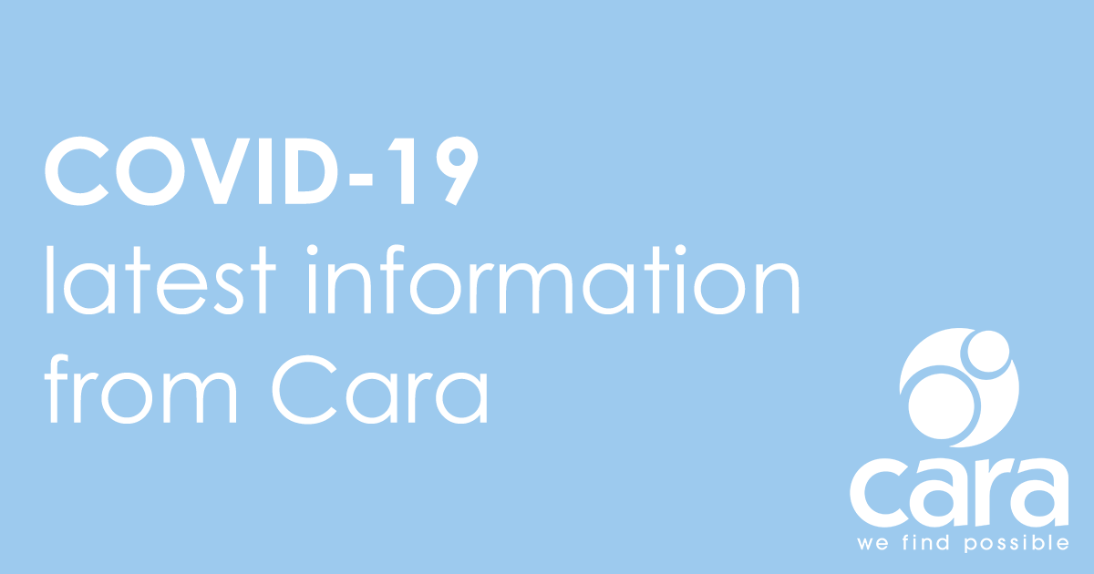 COVID-19 Latest Information from Cara