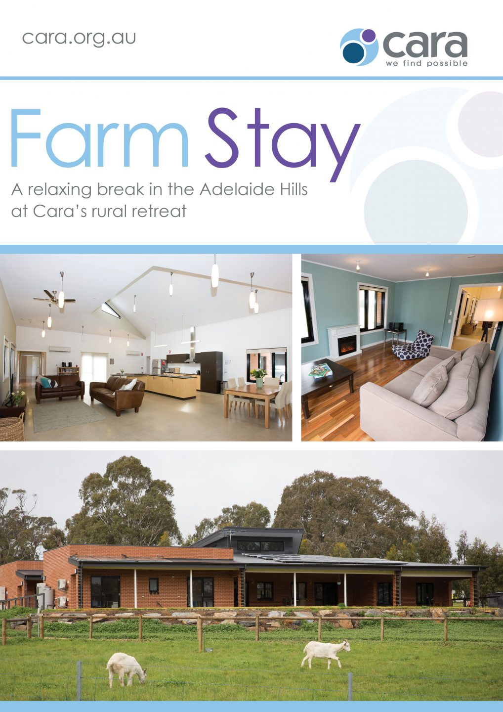 Farm Stay - Adelaide Hills