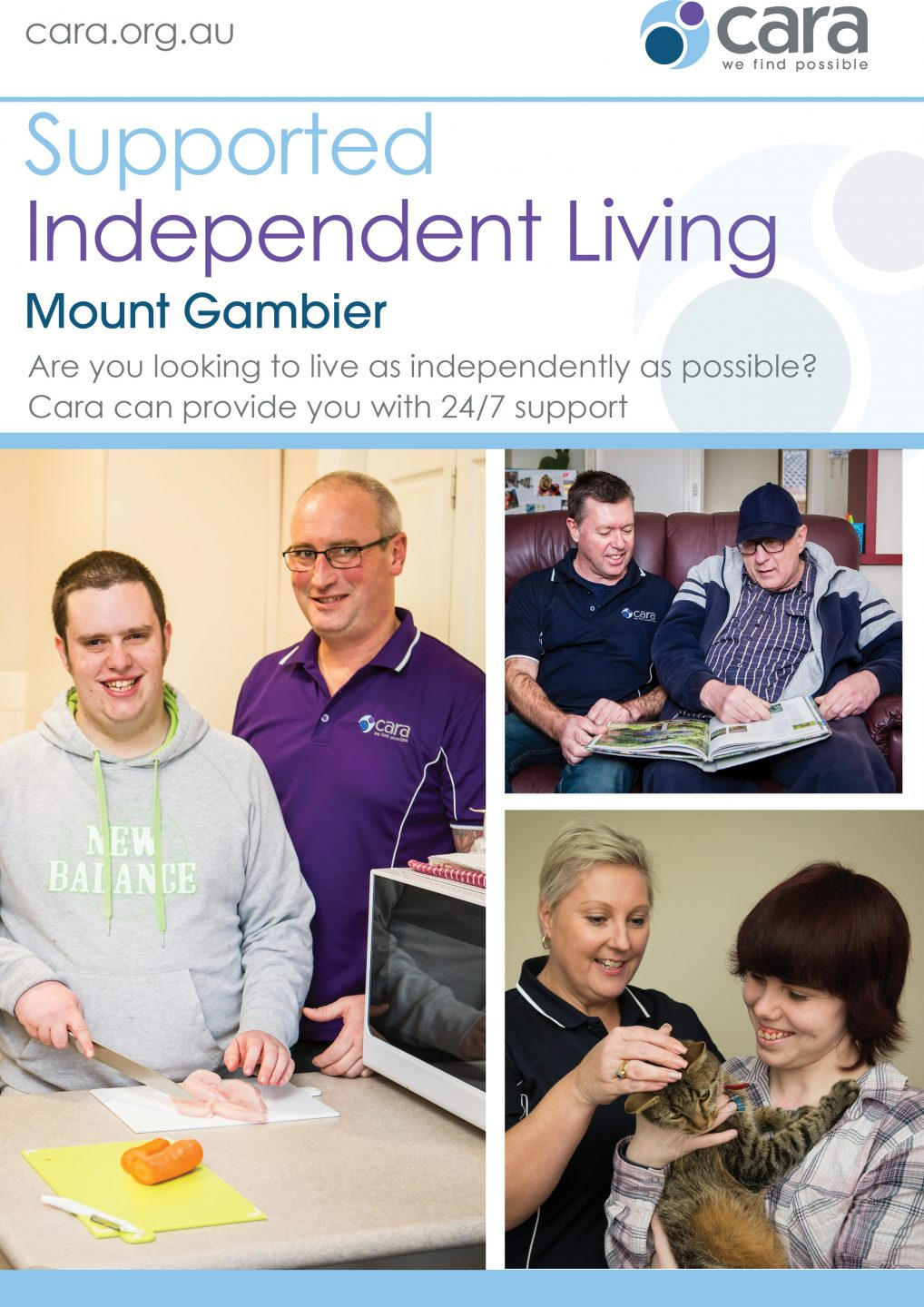 Supported Independent Living - Mount Gambier