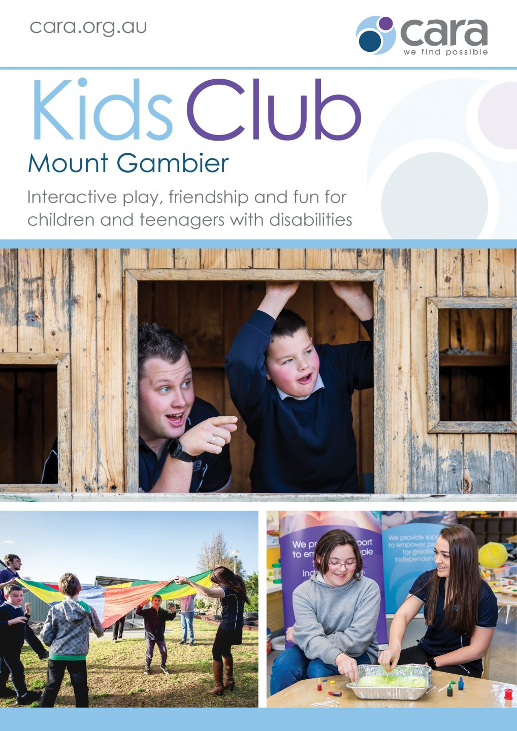 Kids Club - Mount Gambier